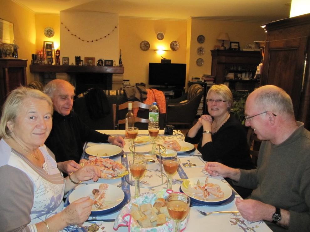 Repas rencontre parents beaux parents